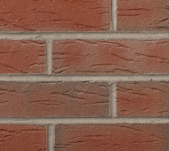 Antique Red Multi 436 Brick Slips