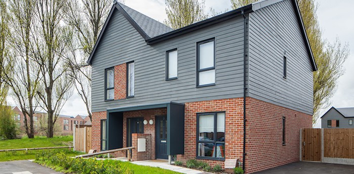 HOUSING ASSOCIATION ECO HOMES