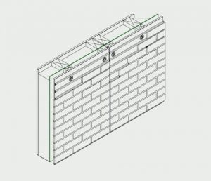 Isometric of expansion joint