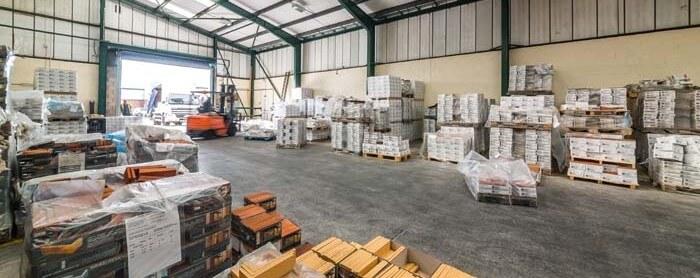 eurobrick warehouse