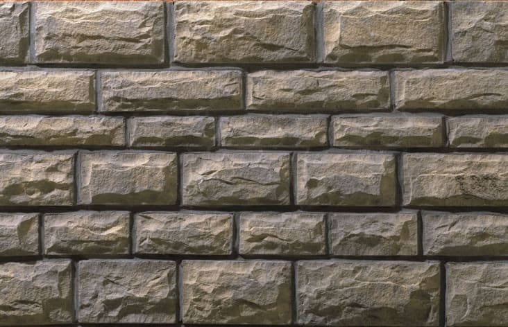Stone slips exterior cladding eurobrick uk for Exterior stone cladding panels
