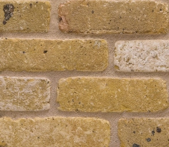 Islington Yellow Rustica Brick Slips