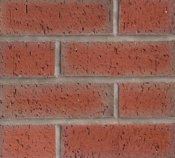 Red Multi Dragwire 313 Brick Slips