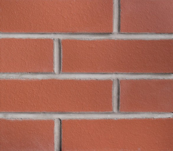 Smooth Red 400 Brick Slips
