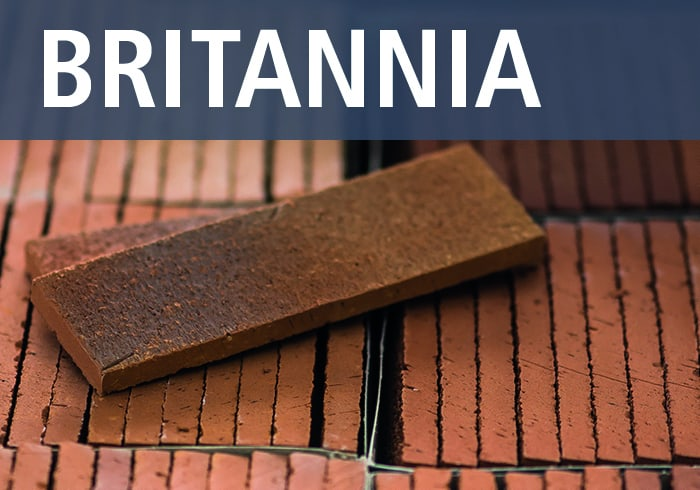 Britannia range brick slips