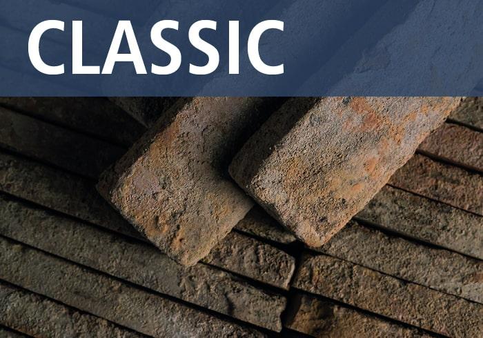 Classic range brick slips