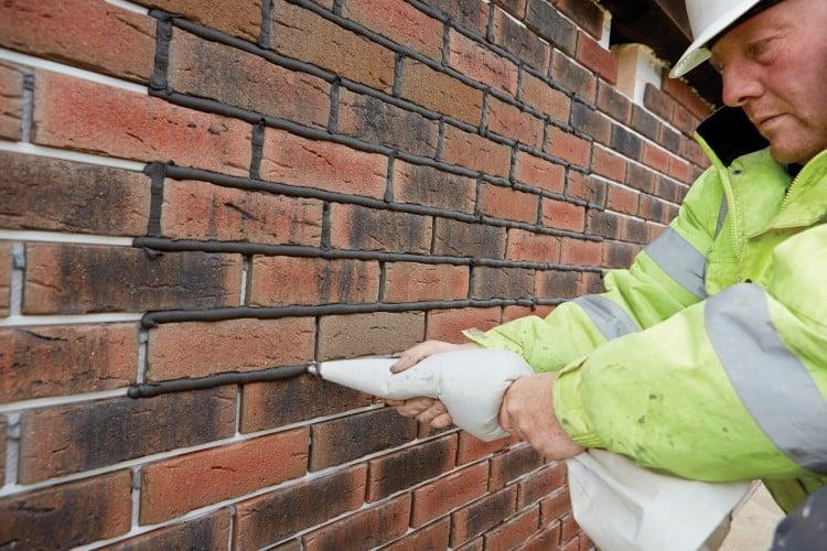Brick slip installer