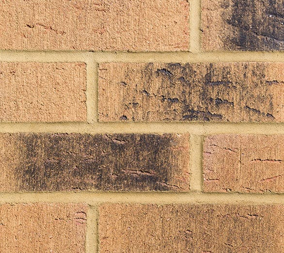 London Multi Buff F297 Brick Slips