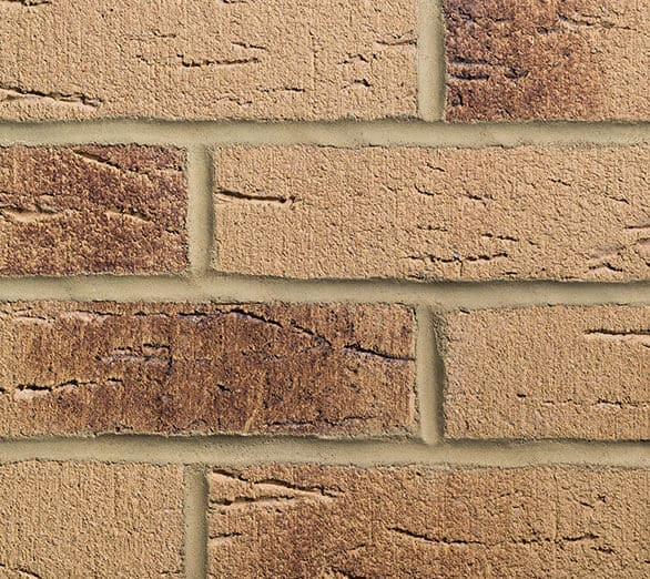 Rustic Buff Multi 688 Brick Slips