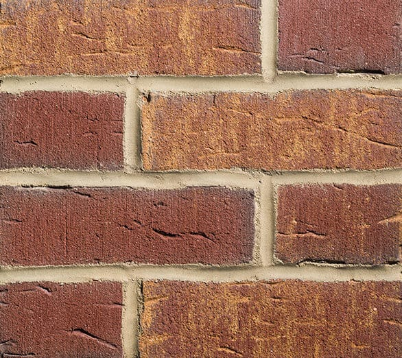 Rustic Inferno Multi 686 Brick Slips
