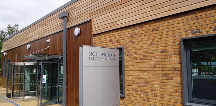 Nottingham Trent Uni Library
