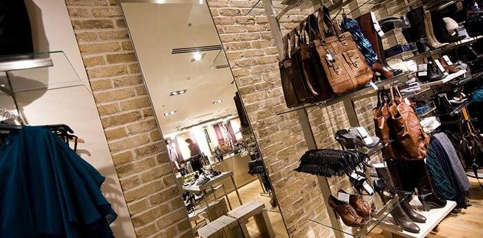 Warehouse Retail Interiors