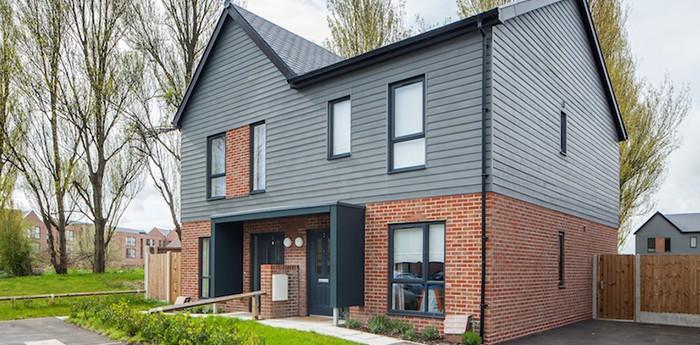 HOUSING ASSOCIATION ECO HOMES