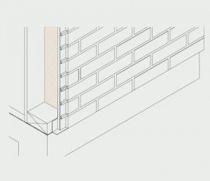 Isometric base angle trim