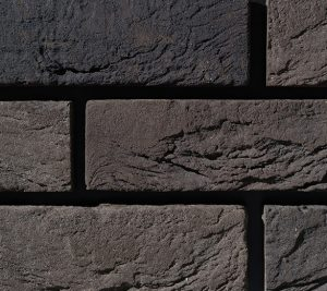 Volcanic Black Brick Slips