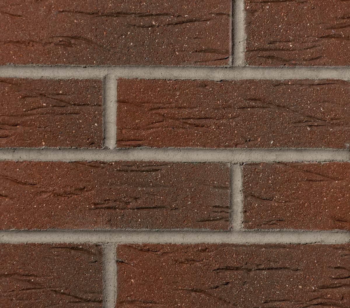 Red Multi 335 Brick Slips