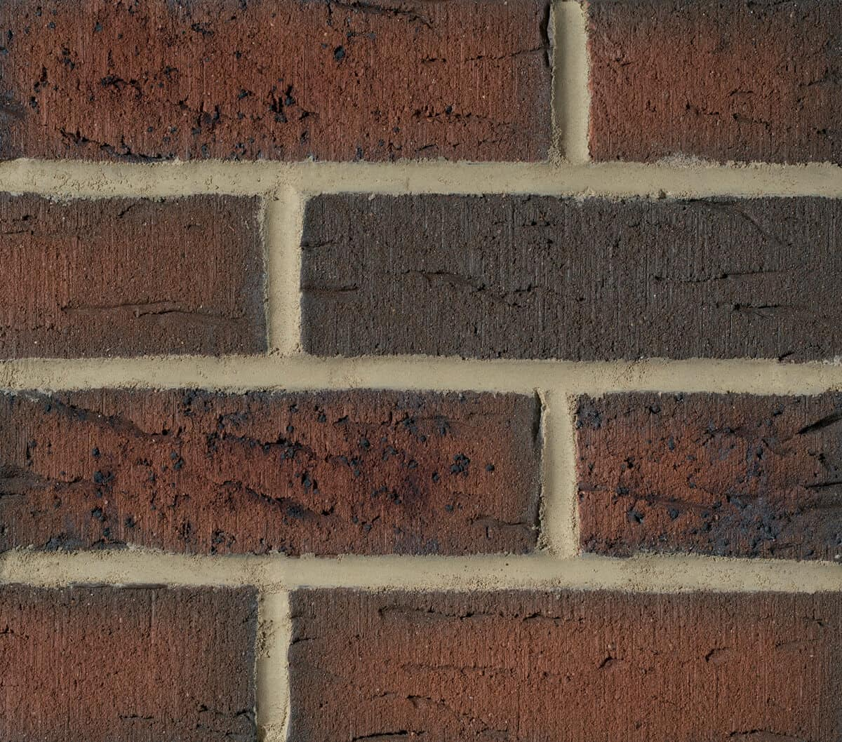 Rustic Orange Multi 687 Brick Slips