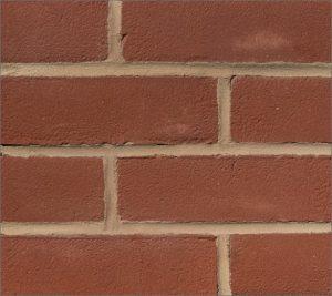 EBS Sanded Red Stock Brick Slips