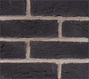Volcanic Black Brick Slips