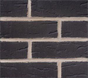 Rustic Black 693 Brick Slips