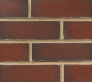 Smooth Red Multi 303 Brick Slips