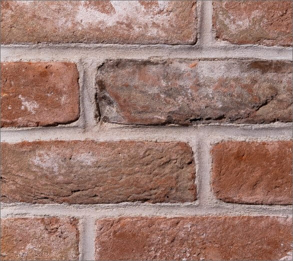 Old English Brick Slips